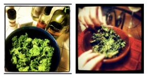 prep + eat